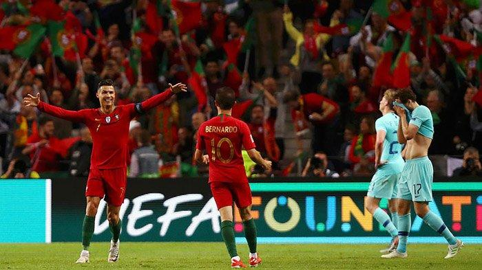 Kritikan Pedas Cristiano Ronaldo usai Antarkan Portugal Menang 2-0 atas Luksemburg