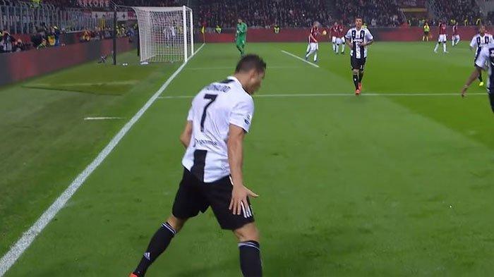 Ronaldo siap bikin gol