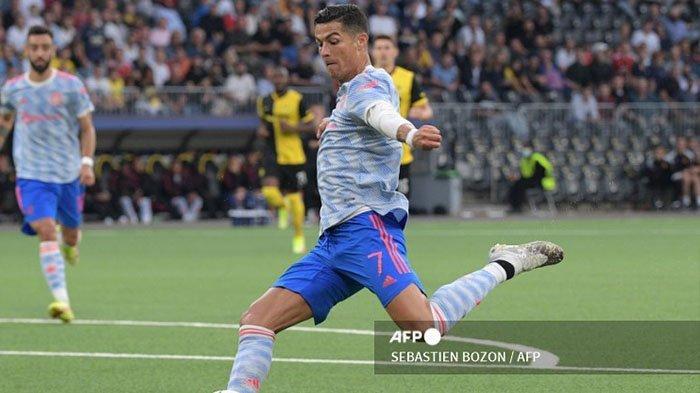 Siaran langsung, Preview, West Ham vs Man United Mulai Pukul 20.00 WIB, Ronaldo Siap bikin Gol Lagi