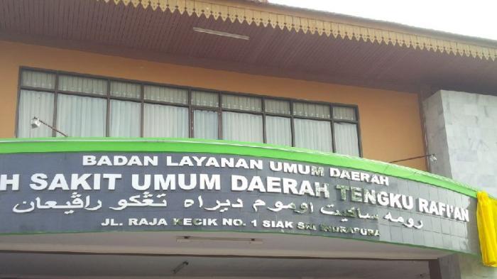 Penuhi Standarisasi Pelayanan yang Baik, RSUD Tengku Rafian Siak Riau Peroleh Akreditasi Paripurna