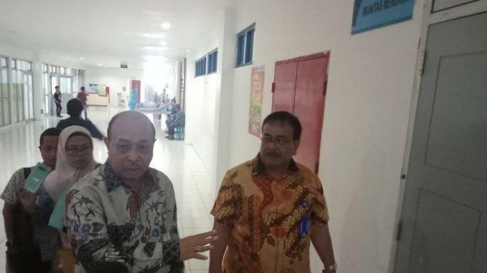 Hasil Pemeriksaan Pasien Suspect Corona di Padang Negatif, Begini Kondisinya