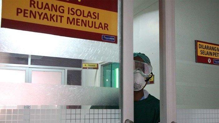 Ruang Isolasi Bagi Pasien Covid-19 di Empat Rumah Sakit di Pekanbaru Sudah Penuh