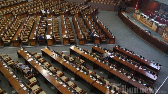 12 Anggota DPR RI Terpapar Covid-19, Total 52 Orang Positif Covid-19 di Lingkungan DPR
