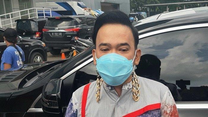 Ruben Onsu Maafkan Ridwan Remin Komika yang Jadikan Betrand Peto dan Sarwendah Bahan Roasting