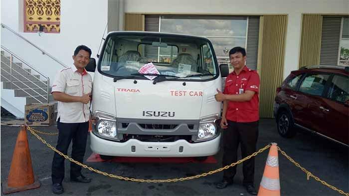 New Isuzu Traga Dipamerkan di Indogrosir Pekanbaru, Ini Spesifikasinya