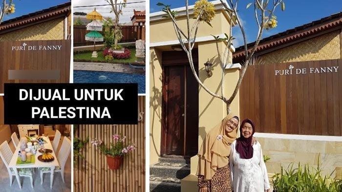 Luar Biasa, Rumah di Banyuwangi Ini Dijual Untuk Didonasikan ke Palestina, Harganya Rp 750 Juta