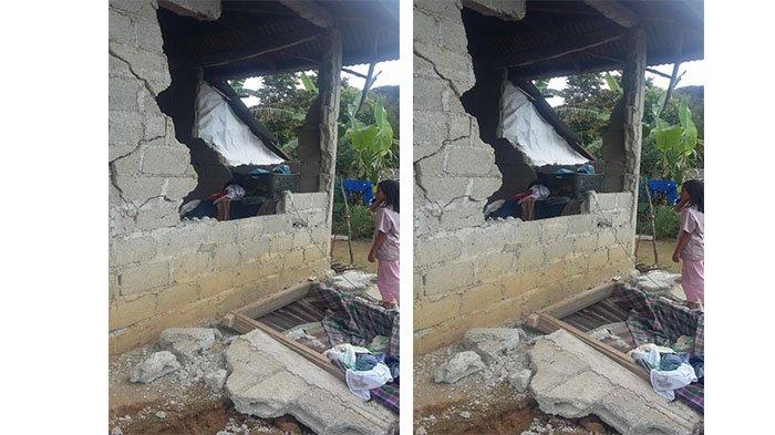 Gempa 5,5 SR Guncang Padang,Dikabarkan Ada yang Meninggal, BPBD Solok Masih Lakukan Pengecekan