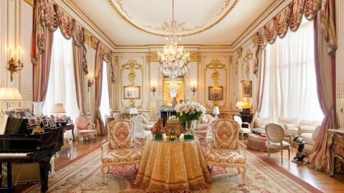Wow, Rumah Super Mewah Pelawak Joan Rivers Berlapis Emas