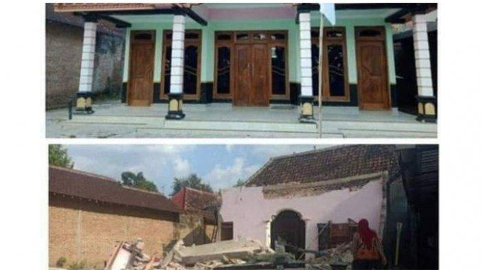 Suami Jalin Asmara Sama Wanita Lain, TKI Asal Madiun Robohkan Rumah yang Dibangun di Tanah Mertuanya