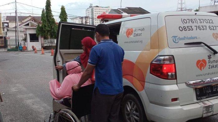 Rumah Zakat Riau Hadirkan Rumah Singgah di Pekanbaru