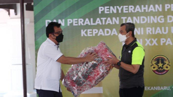PTPN V Perkuat Persiapan Kontingen Riau di PON Papua 2021