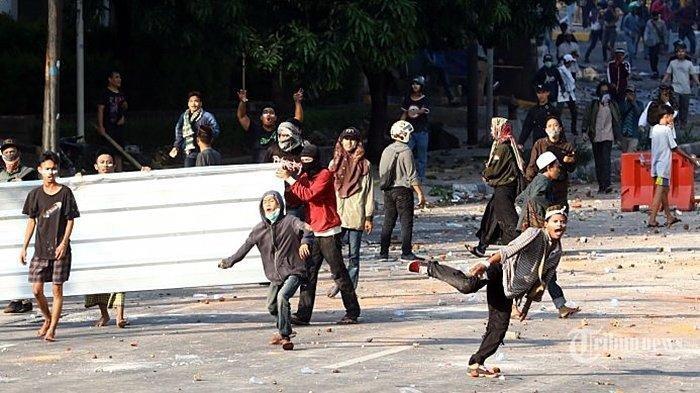 Mengungkap Misteri Tewasnya 9 Orang Saat Kerusuhan 22 Mei, Ingin Hendak Membenturkan Brimob dan FPI