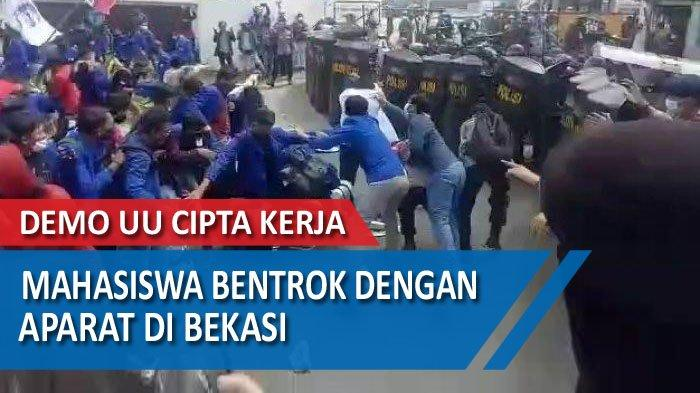 Media Asing Beritakan Demo Tolak Cipta Kerja di Indonesia, Libatkan Puluhan Ribu Orang