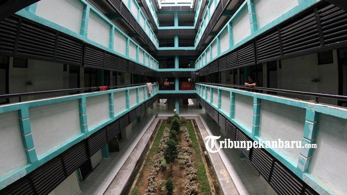 Rumah Sehat Rusunawa Rejosari Kembali Diaktifkan, Antisipasi Lonjakan Kasus Covid-19 di Pekanbaru