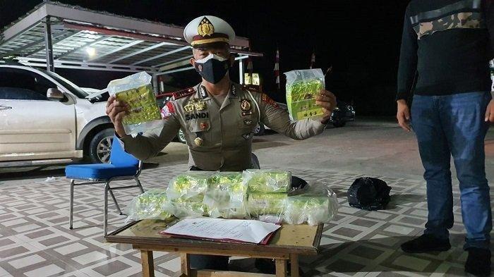 Kabur Usai Lakalantas, Pemilik Terios yang Bawa 10 Kg Sabu Kini Sudah Dikantongi Polisi