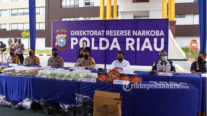 FOTO : Polda Riau Ungkap Kasus Narkoba Jaringan Internasional - sabu-internasional3.jpg