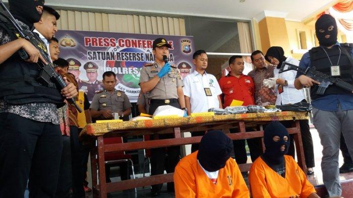 Narkotika Senilai Rp 7,4 Miliar Diamankan Polres Siak Ternyata Dikendalikan dari Lapas Pekanbaru