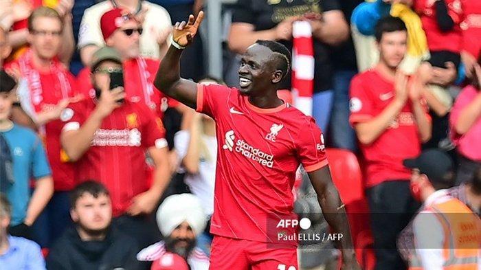 Liverpool vs Crystal Palace, Sadio Mane dan Mohamed Salah Mengamuk, Liverpool Menang Besar