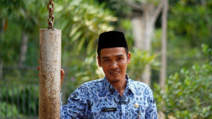Ubah Stigma Negatif Suku Talang Mamak dengan Tari Rentak Bulian,Sagiman Raih Lokal Hero Pertamina