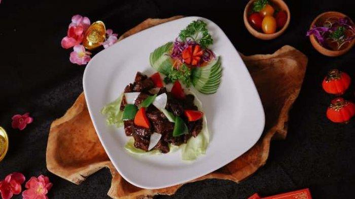 Salah satu menu Chinese Ala Carte di Hotel Novotel Pekanbaru