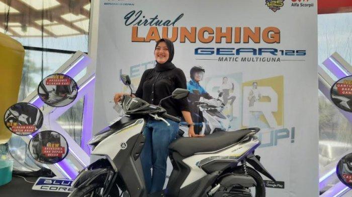 Yamaha Gear 125 Sebagai Generasi dengan Tampilan dan Fitur Baru