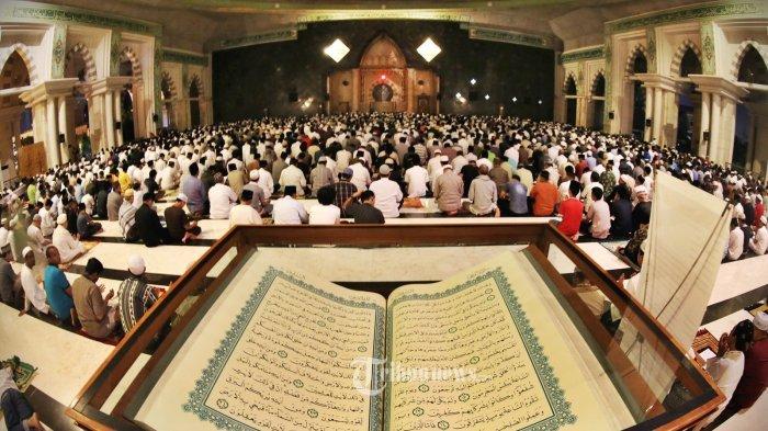 10 Hari Terakhir Ramadhan, Ini Niat dan Tata Cara Itikaf, Hal yang Membatalkan Itikaf