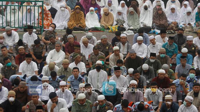 Gubri Akan Salat Gerhana 31 Januari di Masjid An-Nur