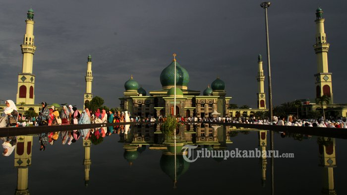 Inilah 8 Sunnah Nabi yang Sebaiknya Dilakukan di Hari RayaIdul Fitri1440 H / 2019