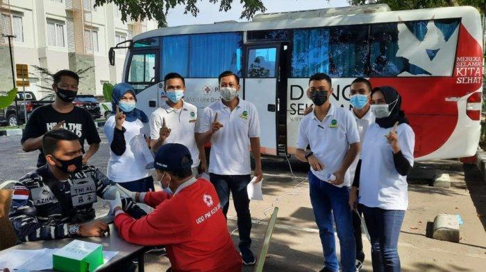 Sambut HUT ke- 1, Patra Dumai Hotel Gelar Aksi Kemanusian Donor Darah