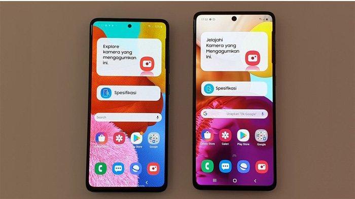 Trio Galaxy A Baru Bakal Rilis, Tiga Sekawan Samsung Galaxy A31, A51, dan A71 Turun Harga