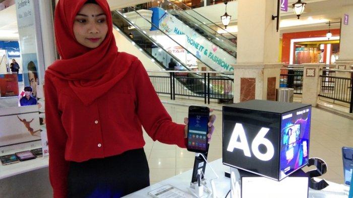 Samsung Kambali Hadirkan Galaxy A6, Andalkan Kamera 16 Megapiksel