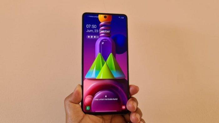 Smartphone dengan Baterai Terjumbo Saat Ini, Flash Sale Samsung Galaxy M51 Mulai 26-31 Oktober 2020