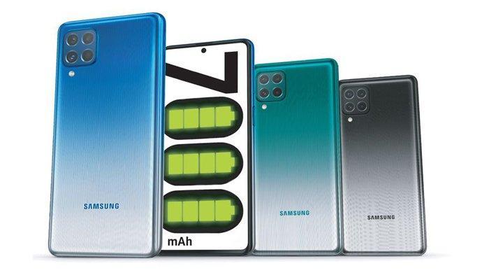 Andalkan Baterai 7.000 MAh, Samsung Galaxy M62 Mulai Dijual di Indonesia, Segini Harganya