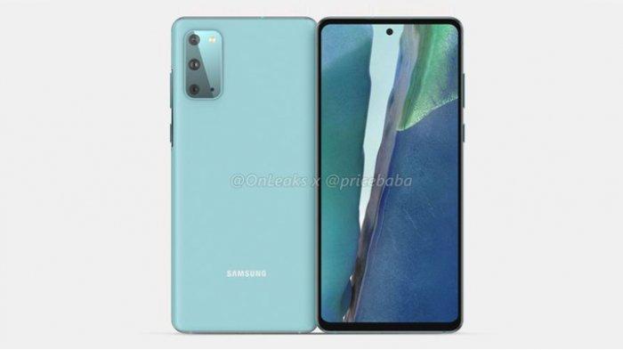 Harga HP Samsung September 2020, Galaxy A80 Hingga Galaxy Note20 Ultra