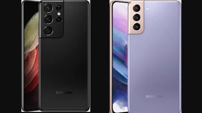 Daftar Harga HP Samsung April 2021, Samsung Galaxy A10s hingga Samsung Galaxy S21 Ultra