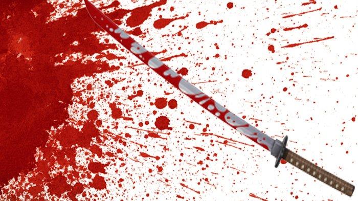 BAK Film Action & Pakai Samurai, Pencuri di Pekanbaru Ini Sabet Petugas, Kemudian Tewas Didor Polisi