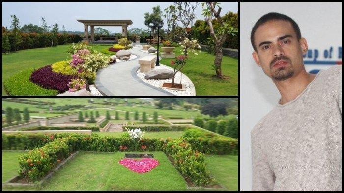 Ashraf Sinclair Dikubur di San Diego Hills, Segini Biayanya, Termahal Rp 6 Miliar, Termurah 57 Juta