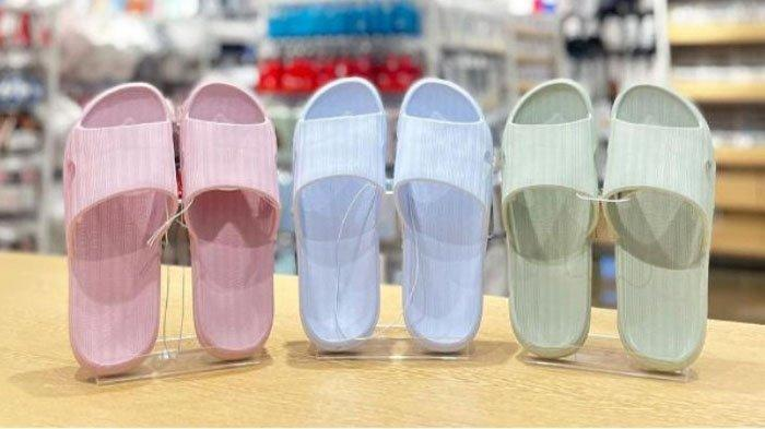 Sandal Miniso Viral, Cek Daftar Harga Sandal Miniso di Sini