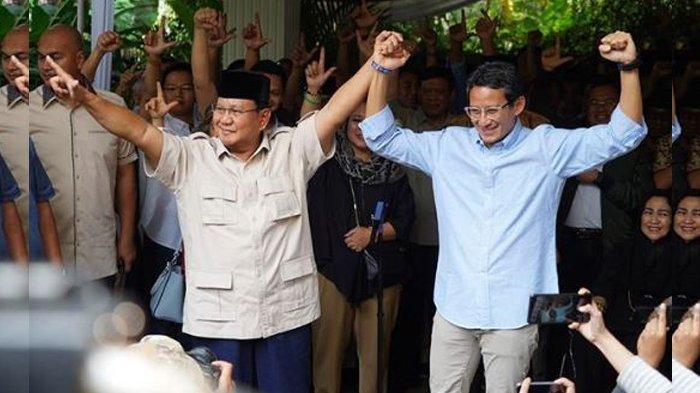 Sengketa Pelanggaran Pilpres Berlanjut, Prabowo-Sandi Kembali Mengajukan Kasasi ke Mahkamah Agung