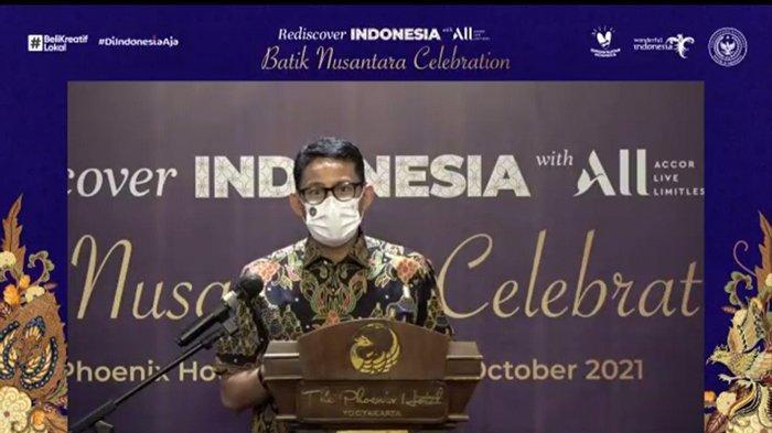 Sandiaga Uno Apresiasi Rediscover Indonesia with Accor Live Limitless yang Digelar Accor Hotel