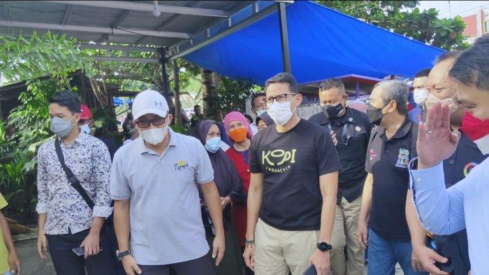 Sandiaga Uno ke Pekanbaru: Ari-ari Saya Ditanam Disini, Emak-emak Bersorak: Orang Rumbai Rupanya