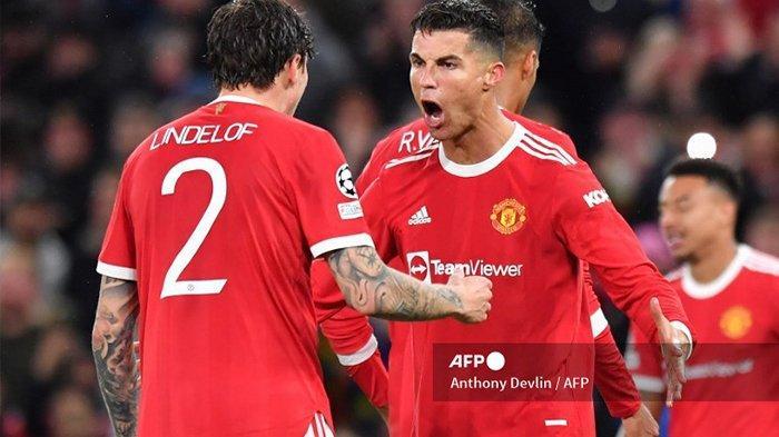 SIARAN LANGSUNG Leicester City vs Man Utd Mulai Pukul 21.00 WIB, Ronaldo Kembali jadi Ujung Tombak