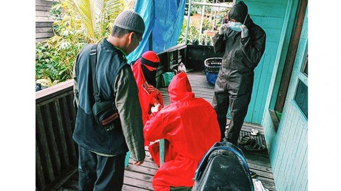 116 Orang Warga Inhu Ikuti Swab Test, 30 Orang dari Klaster Magetan, 352 orang Ikuti Rapid Test