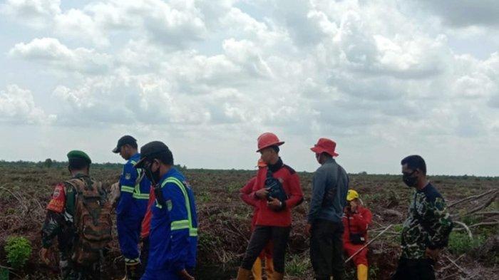 WADUH 7 Hektare Lahan Terbakar di Sungai Sembilan Dumai, Bagaimana Kondisi Terkini?