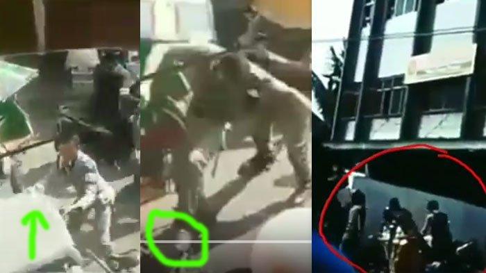 Heboh! Video Satpol PP Ngamuk di Pasar Bikin Geram Netizen