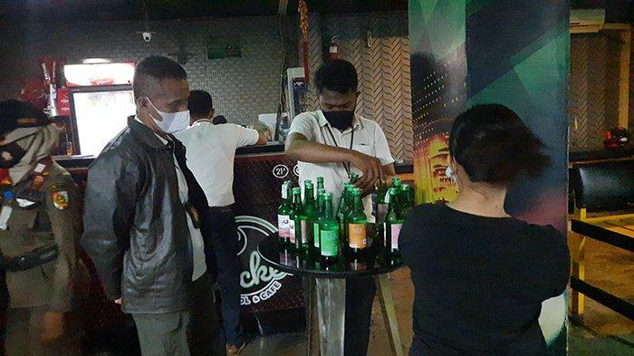 Minuman yang Kerap Ada di Drama Korea Disita Satpol PP Pekanbaru dari Pocket Pool and Cafe, Kenapa?
