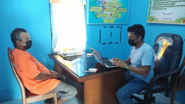 Satpolair Polres Bengkalis Amankan Satu Tersangka Terkait Penyeludupan WNA Rohingnya di Rupat