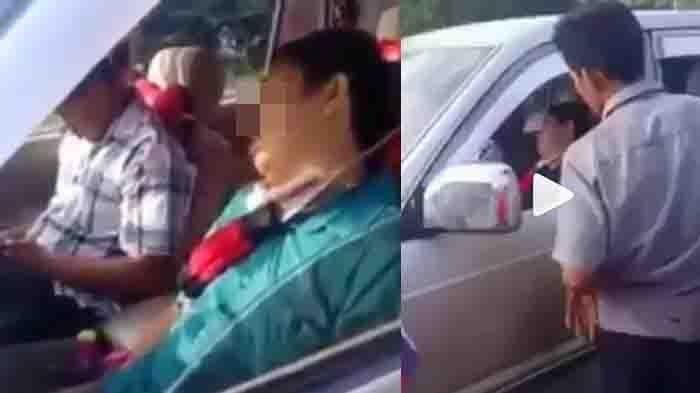 Satu Keluarga di Inhu Ditemukan Kejang-kejang Dalam Mobil, 1 Orang Meninggal Dunia