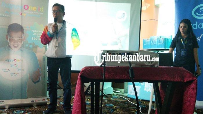 Satu Polis untuk 4 Jenis Asuransi, Asuransi Astra di Pekanbaru Resmi Luncurkan happyone.id