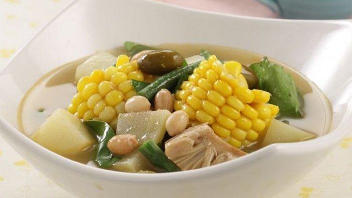 Resep Sayur Asem, Simak Cara Membuat Sayur Asem Enak dan Segar, Cocok untuk Makan Siang